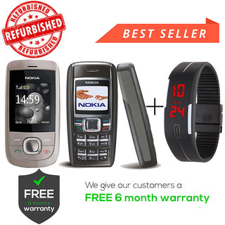 Nokia  2220  1600 Get Digital Watch