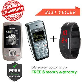 Nokia  2220  1110 Get Digital Watch