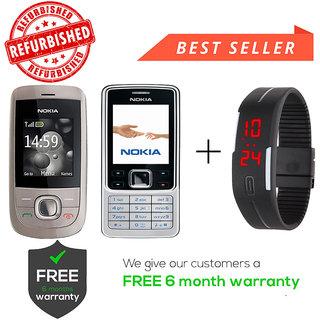Nokia  2220  6300 Get Digital Watch