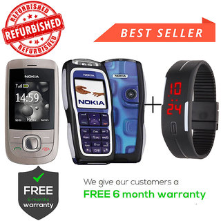 Nokia  2220  3220 Get Digital Watch
