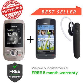 Nokia 2220  C5-03 Get Wireless BT