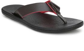 Black Color Slippers For Men