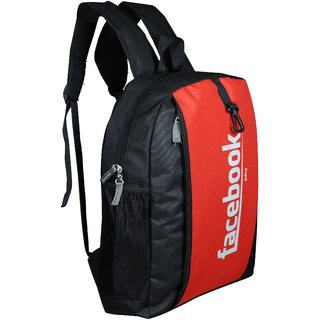 55e0588ffc58 Buy LeeRooy Canvas 25 Ltr Red Luggage Bag Backpack For Unisex Online ...