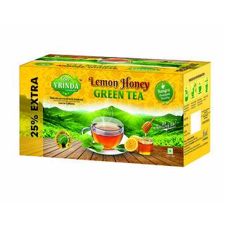 Shri Vrinda Lemon Honey Green Tea