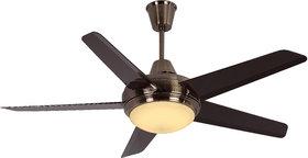 Windkraft Aroma 54 Inches Ceiling Fan (Gun Metal)
