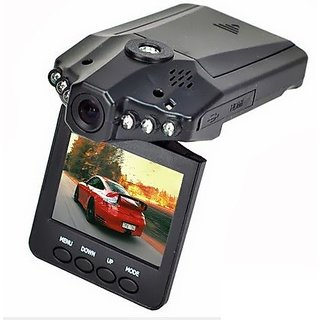 Tech Gear Wireless CCTV Camera and Car DVR with 2.5 Inches LCD screen and Night Vision