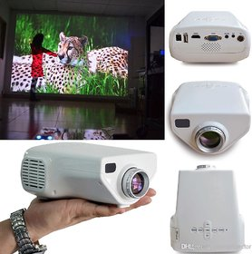 Projector HD Multimedia LED Projector Home Cinema Theat