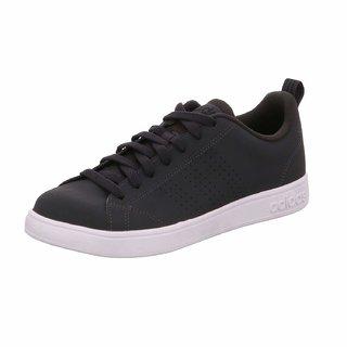 Adidas VS Advantage CL Mens Black Sneakers