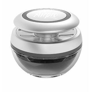 Imported Airpro Luxury Sphere Gel Air  Car Freshener - Anti Tobacco Fragrance - 40 Gm