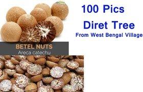 SUPARI 100 Pics (Direct Village Medium Size)