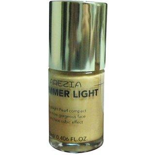 Shimmer Pearl Light Gold Makeup Base Primer ( 12ml )