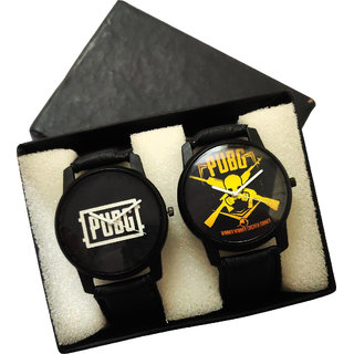 GenZ Bestselling Pubg Gifting Watch Combo For Men
