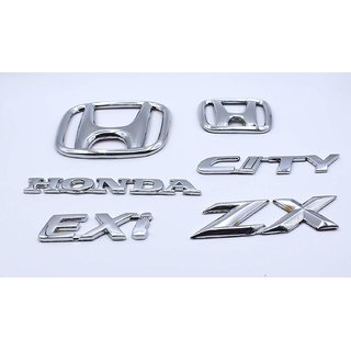 Customize Honda City ZX exi Emblem Kit