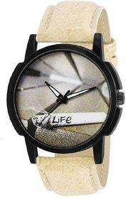 ONS Life Print Analog Men's Wrist Watch