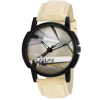 ONS Life Print Analog Men's Wrist Watch