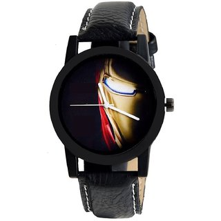ONS Iron Man Designer Analog Watch