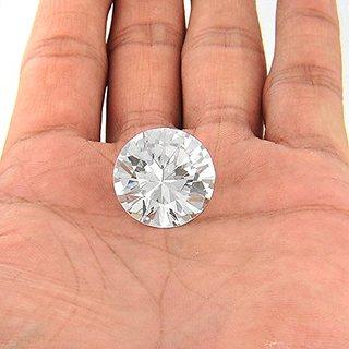6.50 Ratti American Diamond (Zircon) 100% Natural Gemstone