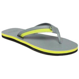 f4de94dc541a Buy Adidas Brizo 3.0 Grey Leather Flip Flops Online   ₹899 from ...