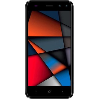 Intex Indie 6 (Black, 16 GB)  (2 GB RAM)