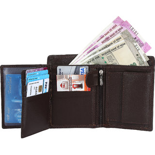 Genuine Leather Men Wallets New Male Short Purse Brand Design Money Bifold Clutch Wallet With Card Holder Coin Bags