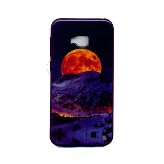 Asus Zenfone 4 Selfie Pro ZD552KL Soft and Printed Back Cover