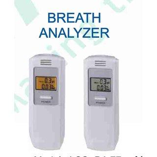 Alcohol Breath Analyser