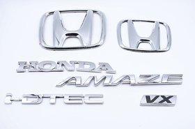 Customize Honda Amaze i-DTECH VX Emblem Kit