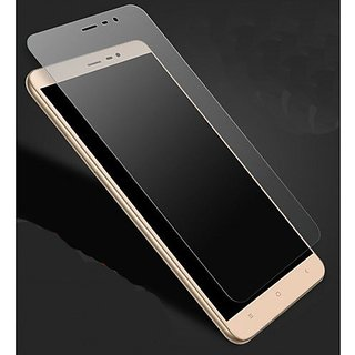Redmi note 5 PRO tempered glass screen protector 2.5D (PACK OF 2 GLASS)