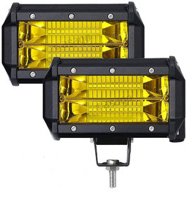 Spidy Moto Cree LED Fog Light Off road Driving Fog Waterproof Fog Lamp with Mounting Brackets