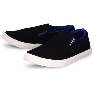 Hotstyle Men's Black Sneakers