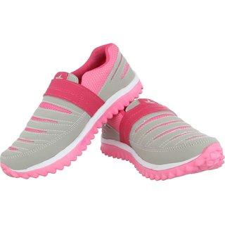 A-Star Women's Pink Sport Shoes