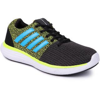 Nicholas Men's Yellow Sports Shoe