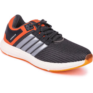 Nicholas Men's Orange Sports Shoe