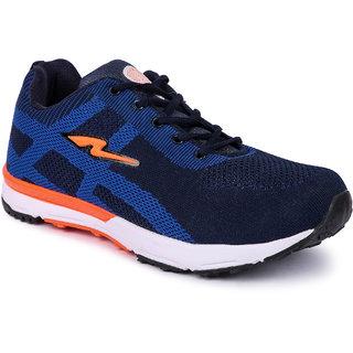 Nicholas Men's Navy Sports Shoe
