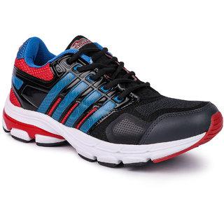 Nicholas Men's Red Sports Shoe