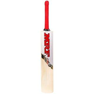 MRF Street Fighter Poplar Willlow Cricket Bat Short Handle (Pack Of 1 )