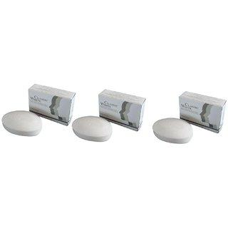 Classic White Skin Whitening Soap pack of 3 - ( 3  x 85 gm   255 grams)