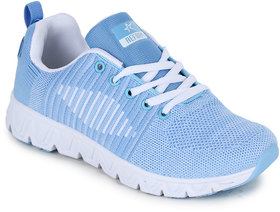 Refoam Women's Sky  white Mesh Running Sport Shoes