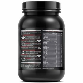 MuscleBlaze Weight Gainer - 1 Kg (Chocolate)