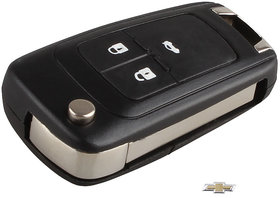 Chevrolet cruze Flip Car Key Shell