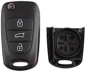 Generic Flip Remote Key Shell fit for HYUNDAI i20 i30 Flip Remote Key Fob 3 Button