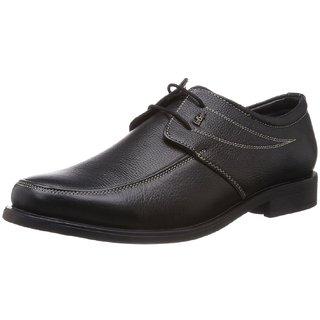 d3554606dd8 Buy Lee Cooper Mens 1593 Black Formal Shoes Online   ₹2645 from ...