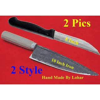 Vegetable Cutter Knife 2 Pics (8/1.5 Inch)