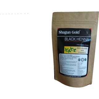 Pure Herbal Black hair color 100gmX2 for hair color 200gm