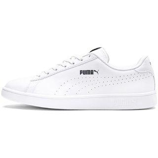 89e16b31d49 Buy Puma Men s White Smash v2 L Perf Casual Shoes Online - Get 6% Off