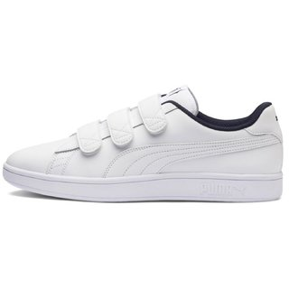 87ec6d7d4855 Buy Puma Men s White Smash v2 V Casual Shoes Online - Get 6% Off