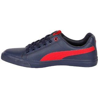 Puma Mens Navy Blue Salz NU IDP Sneakers