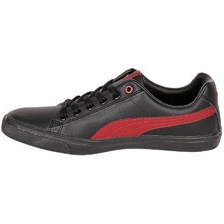 Puma Mens Black Salz NU IDP Sneakers