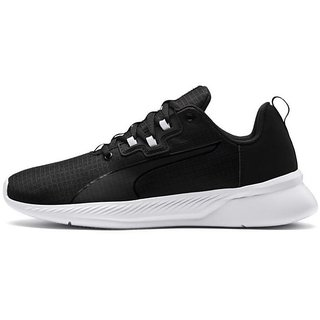 Puma Womens Black Tishatsu Runner Wns Running Shoes