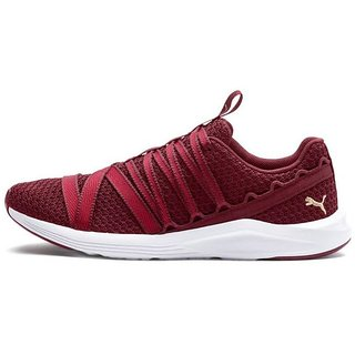 Puma Womens Maroon Prowl Alt 2 VT Wns Running Shoes